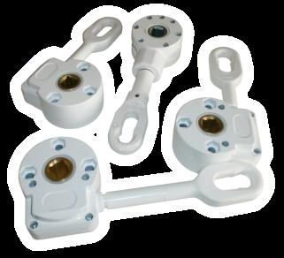Arganelli per tende da sole progettazione accessori per for Accesorios para toldos enrollables