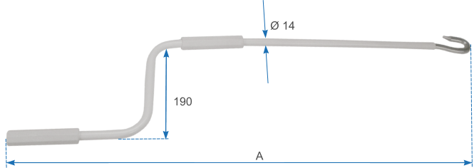 Componenti Per Tende Da Sole.Aste Di Manovra Per Tende Da Sole Progettazione Accessori Per