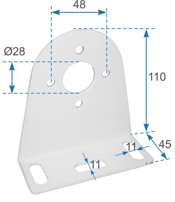 Supporti in ferro per tende da sole progettazione - Supporti per tende da interno ...